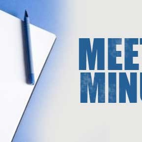 Meeting Mintues: July 2012