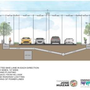 Soto Street Widening Project